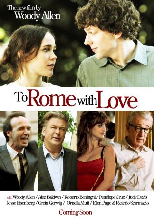 '로마위드러브'(To Rome with Love)