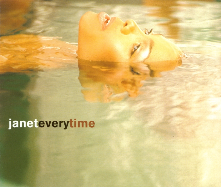 자넷 잭슨 Janet Jackson - Everytime