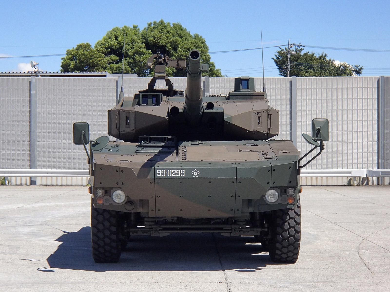 낙도방어용으로 도입하는 일 자위대 전차급 MCV ..