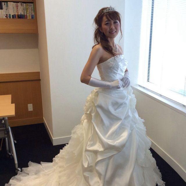 나바타메 히토미씨 결혼!