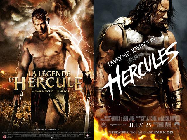 헤라클레스 vs 허큘리스