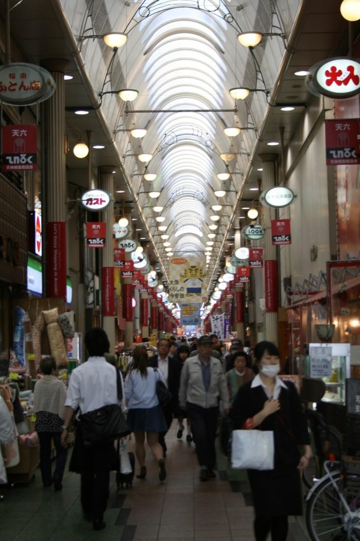 20140522 오사카를 가다(1) - 여기가 초밥의 나라입니까..