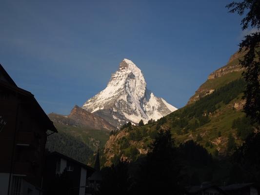 스위스 역사문화기행 (5) - 인터라켄, 베른.