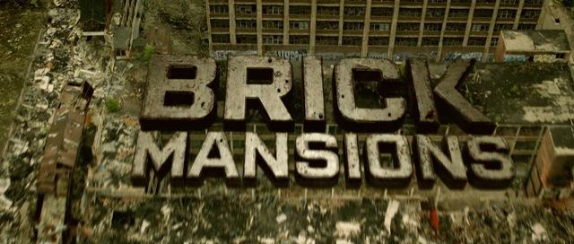 브릭 맨션(Brick Mansions, 2014). 파산 도시..