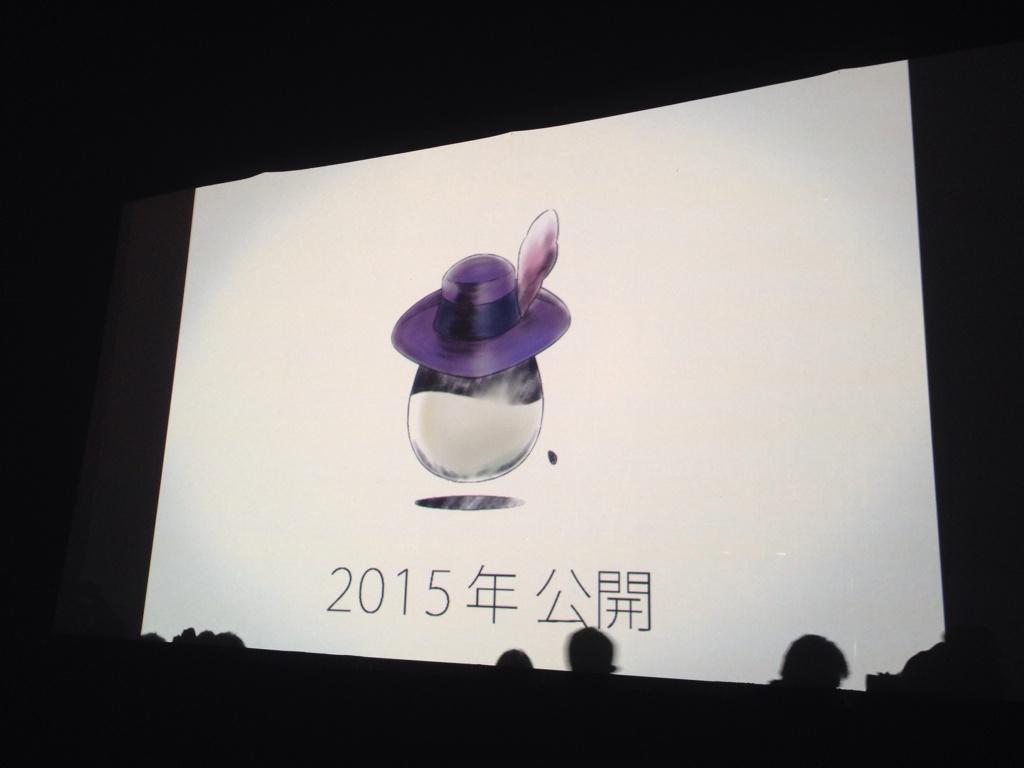 2015년에 아노하나 제작진이 재집결하여 만드는 완전..