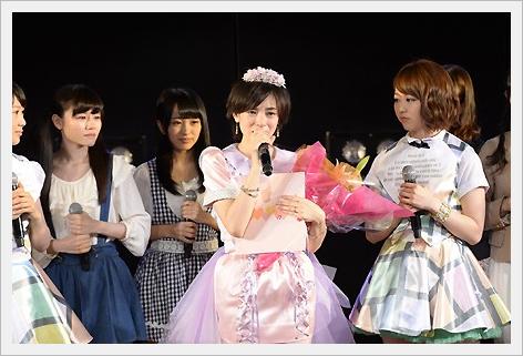 성인 AKB48, 마리리 눈물의 졸업 공연 '보통의 엄마..