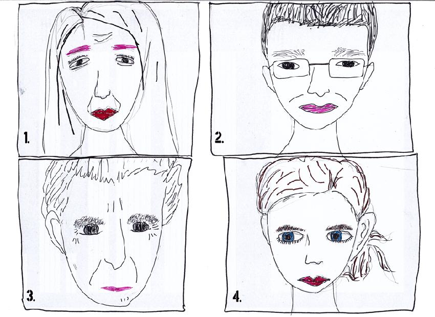 초상화 시리즈