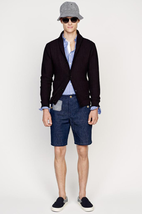 - J.Crew 2015 Spring/Summer Collection
