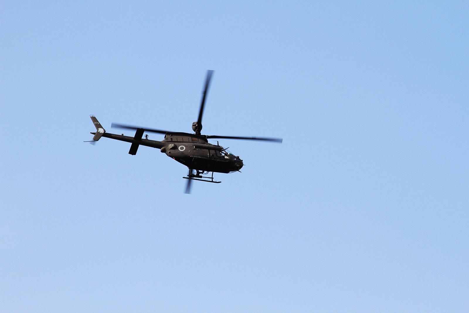 순환 배치된 주한미군 OH-58D Kiowa Warrior 실사..