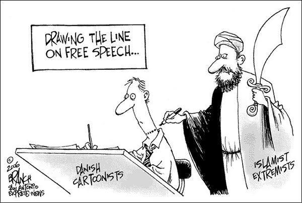 내가 왜 이슬람을 열심히 까대고 있나 하면은