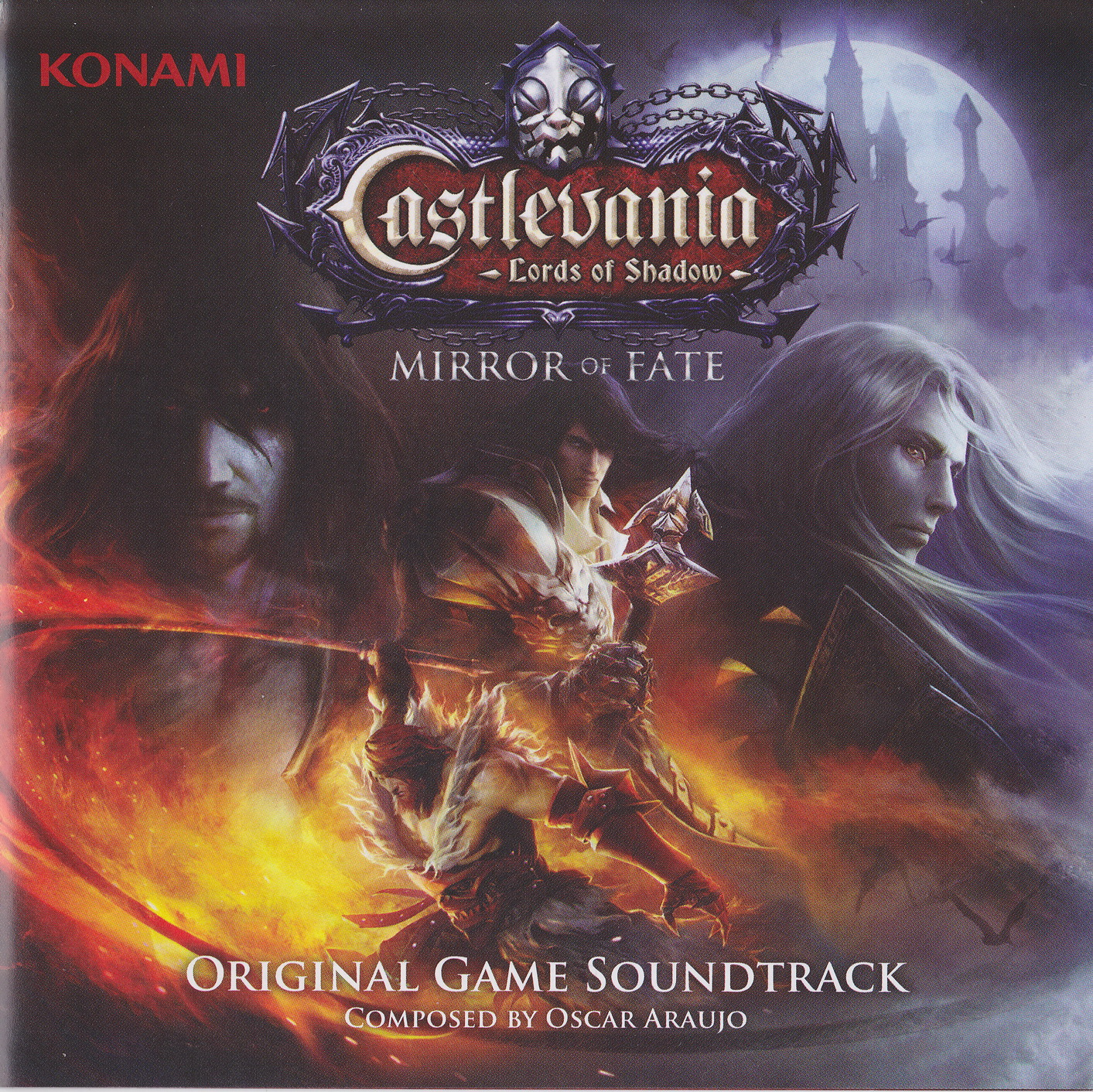 Castlevania -Lords of Shadow- MIRROR OF..
