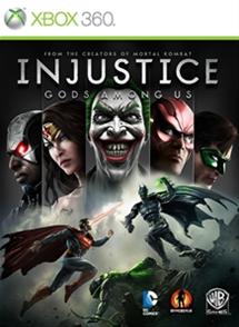[xb360] Injustice: Gods Among Us