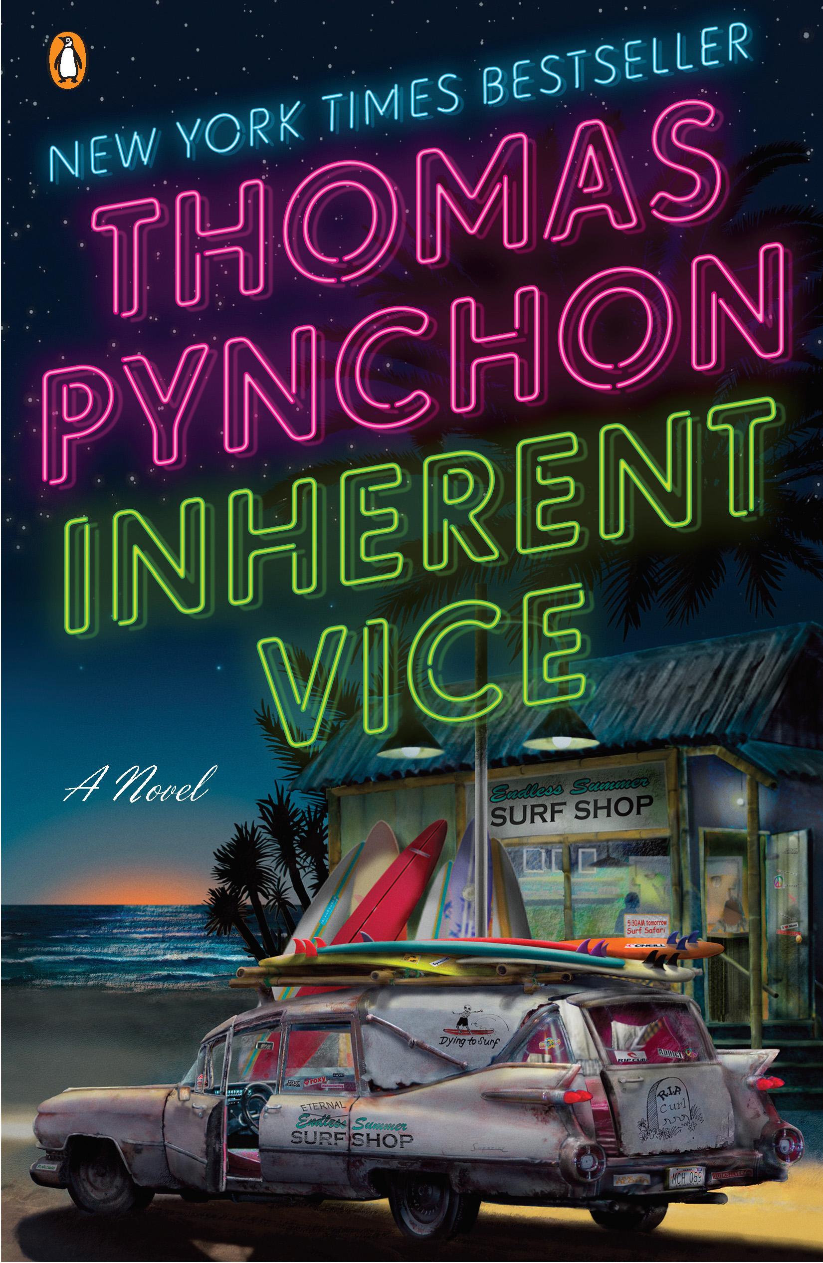 """폴 토머스 앤더슨의 신작, """"Inherent Vice"""" 입니다."""