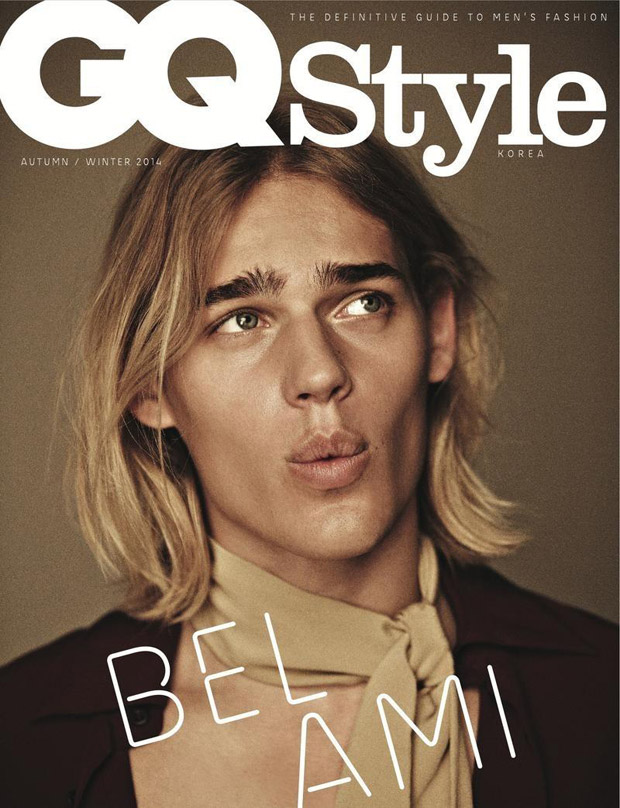 Ton Heukels for GQ Style Korea by Na Jung ..