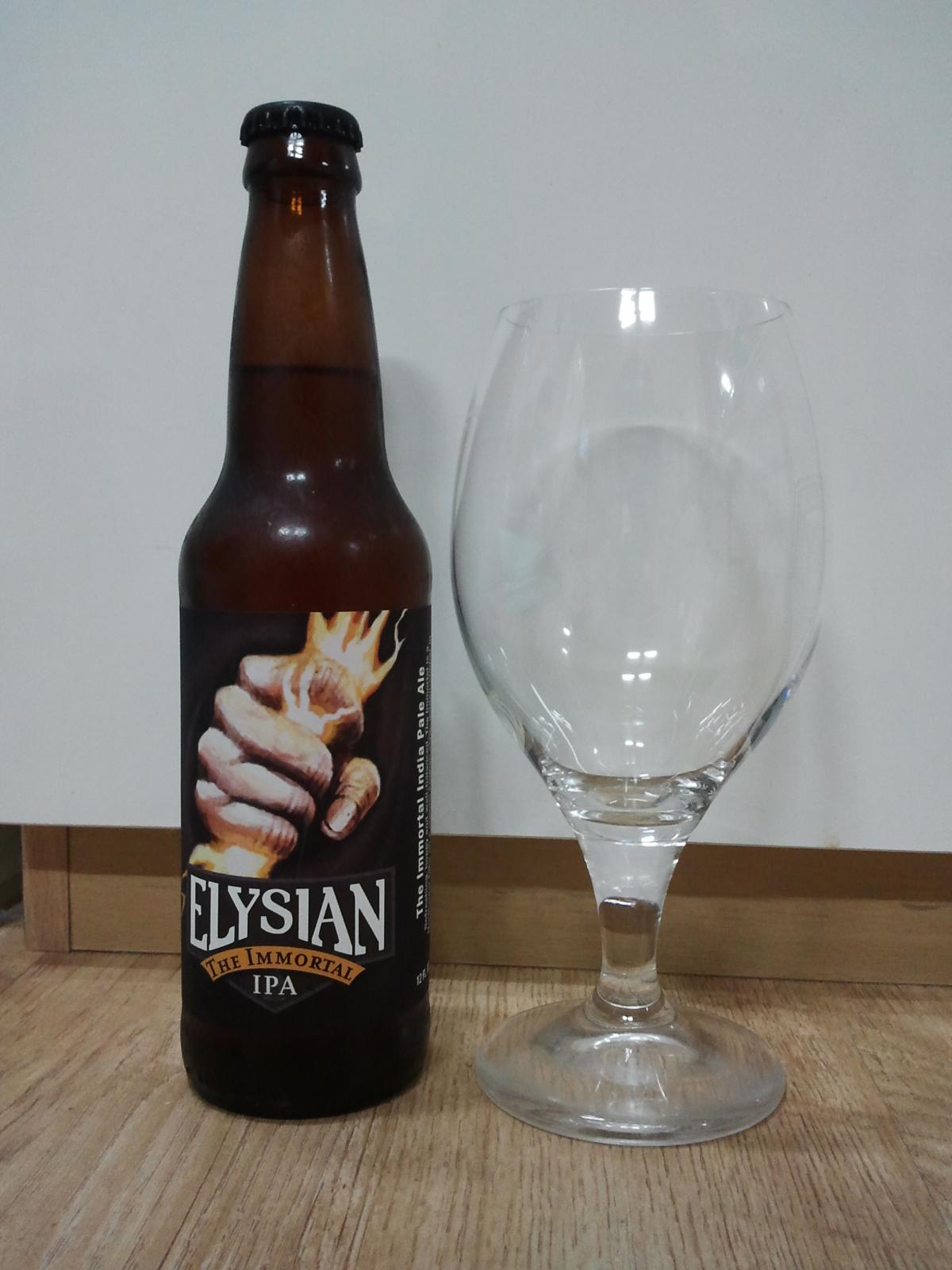 [미국] Elysian The Immortal IPA(엘리시안 더..