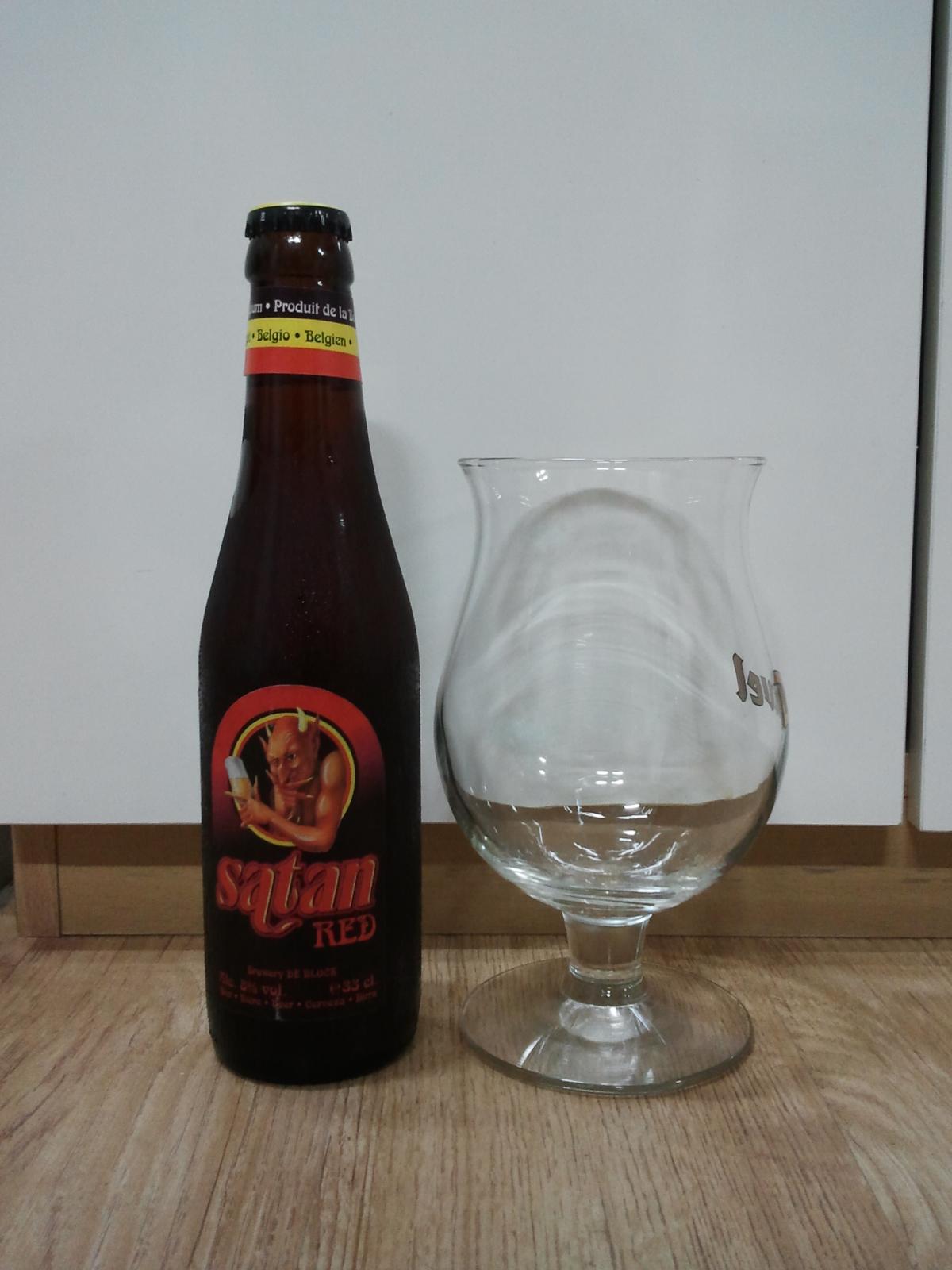 [벨기에] Satan Red(사탄 레드) 알콜 풍미, ..