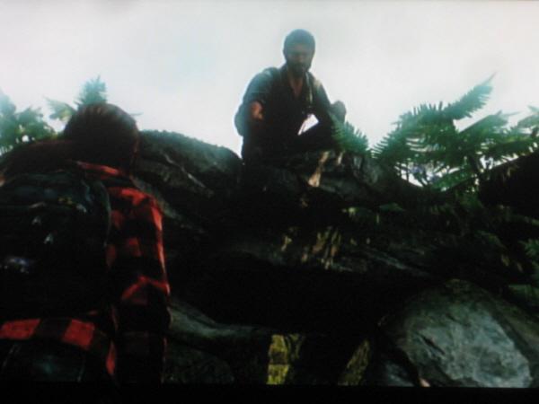 [PS3]더 라스트 오브 어스 - 난이도 어려움 완료.