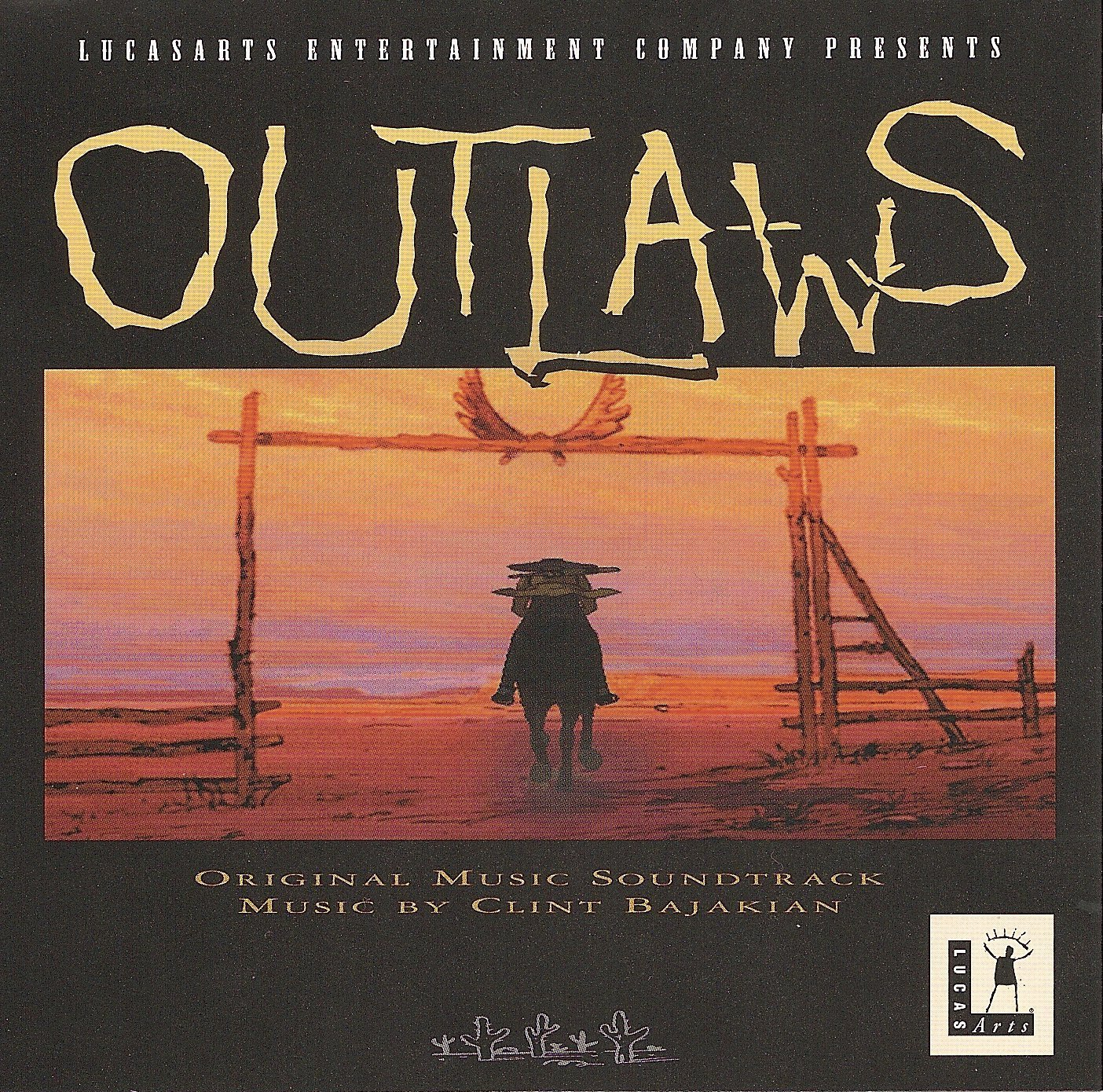 Outlaws Original Music Soundtrack