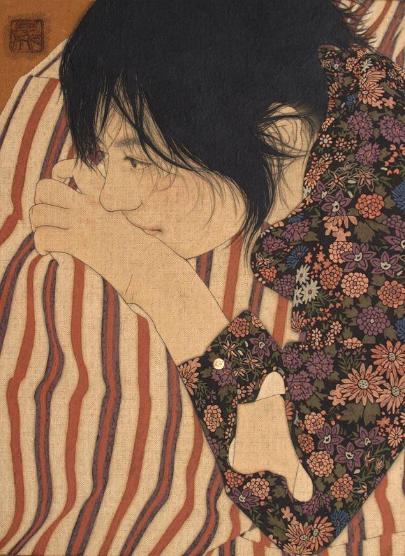 일본작가 Ikenaga Yasunari의 그림