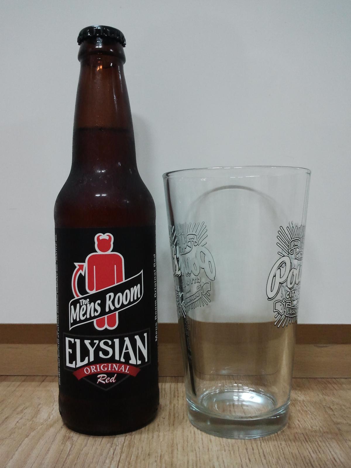 [미국] Elysian the Mens Room Ale(엘리시안..