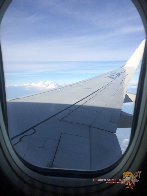 [여행] 2014 미국 여행 Part 1 :  인천공항 & 미국 입국