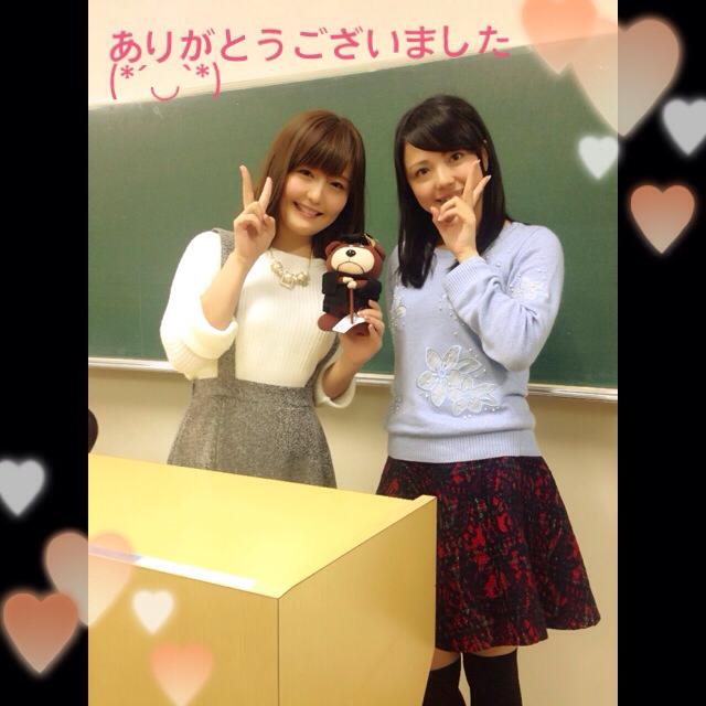 성우 미카미 시오리씨가 자신의 트위터에 올린 사진