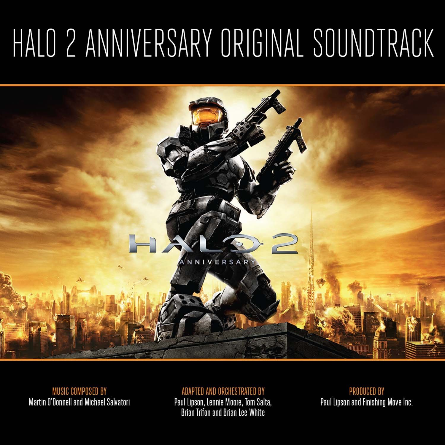 Halo 2 Anniversary Soundtrack
