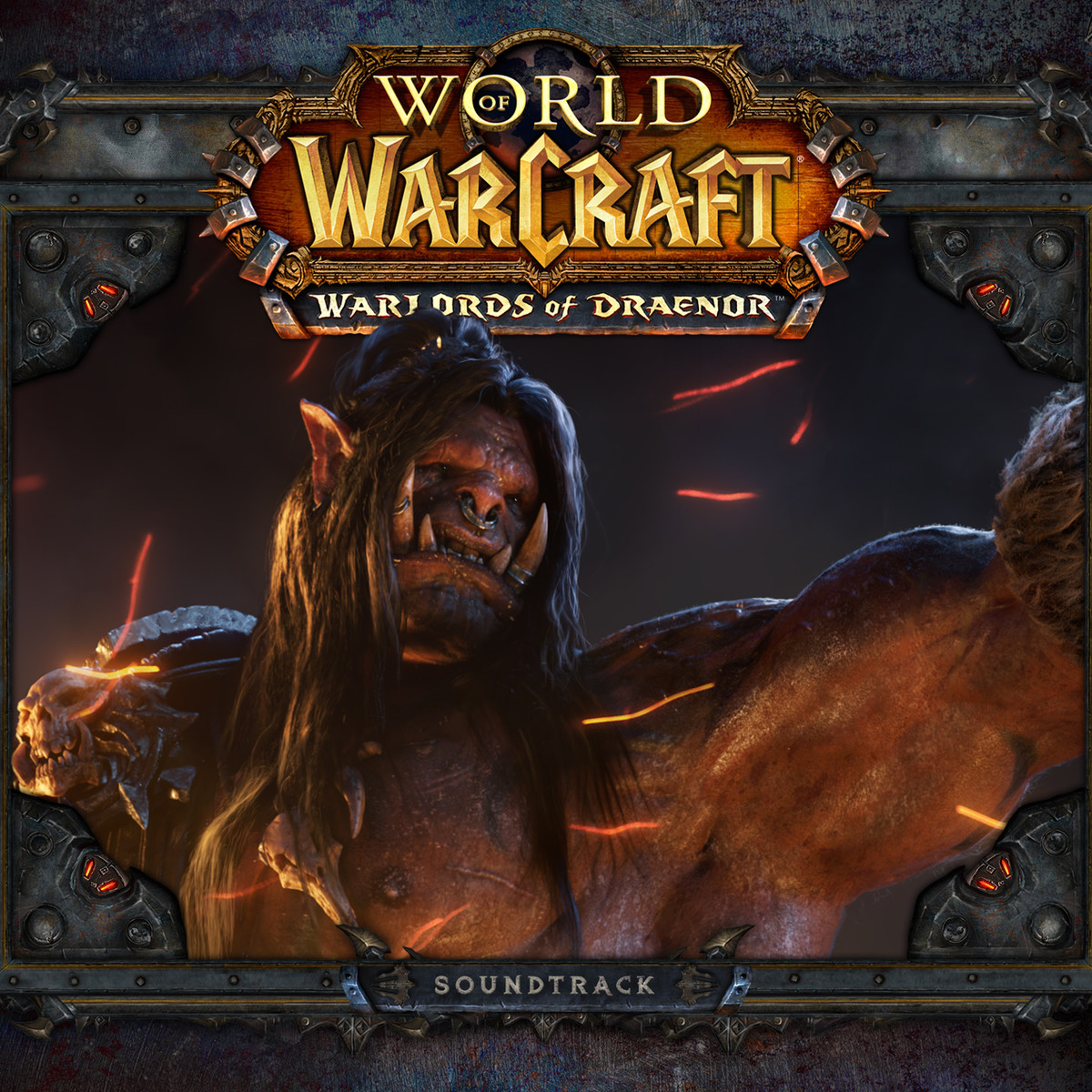 World of Warcraft: Warlords of Draenor Soundtr..