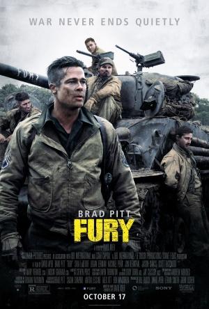 퓨리 - 전차 앞세운 미니멀리즘 전쟁영화