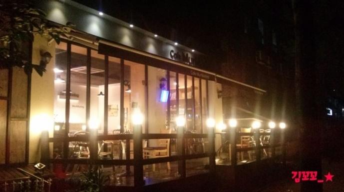 화정 도서관 근처 cafe murmuring 카페