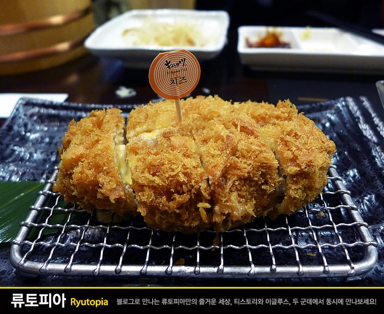 2014.12.1. 키무카츠(キムカツ-상수) / 일본 25겹..