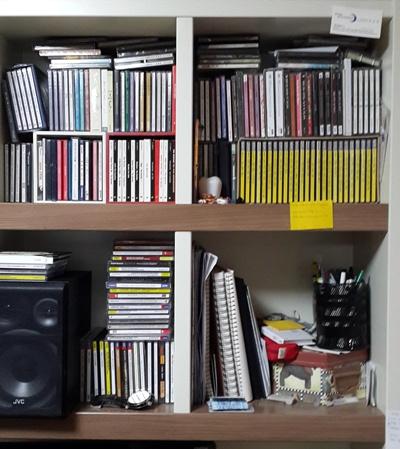 더 이상 CD 꼽을 데가 없다