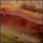 JOE's SANDWICH - 햄치즈, 치즈 베이글