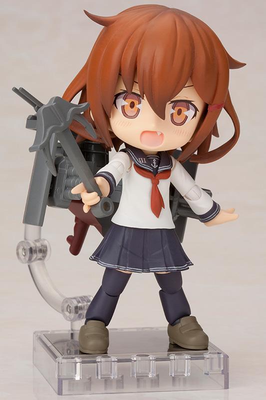 함대 컬렉션 '이카즈치' SD 피규어 샘플 사진