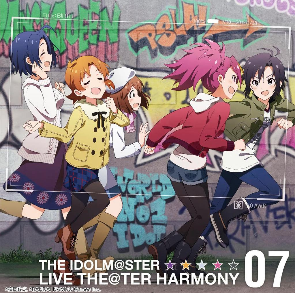 THE IDOLM@STER LIVE THE@TER HARMONY ..