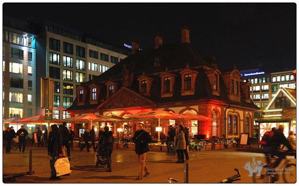 Café Hauptwache, Frankfurt Am Main  에서..