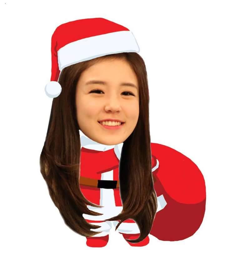 산타할머니~ 선물주세여~