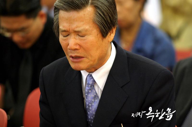 제자, 옥한흠 (2014)