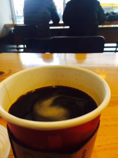 유혹의 커피, 그리고 분노의 일터. 남산단암점 스..