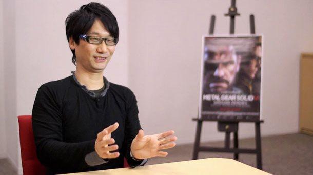 히데오 코지마 인터뷰 : GZ, TPP, 일본게임에 대해