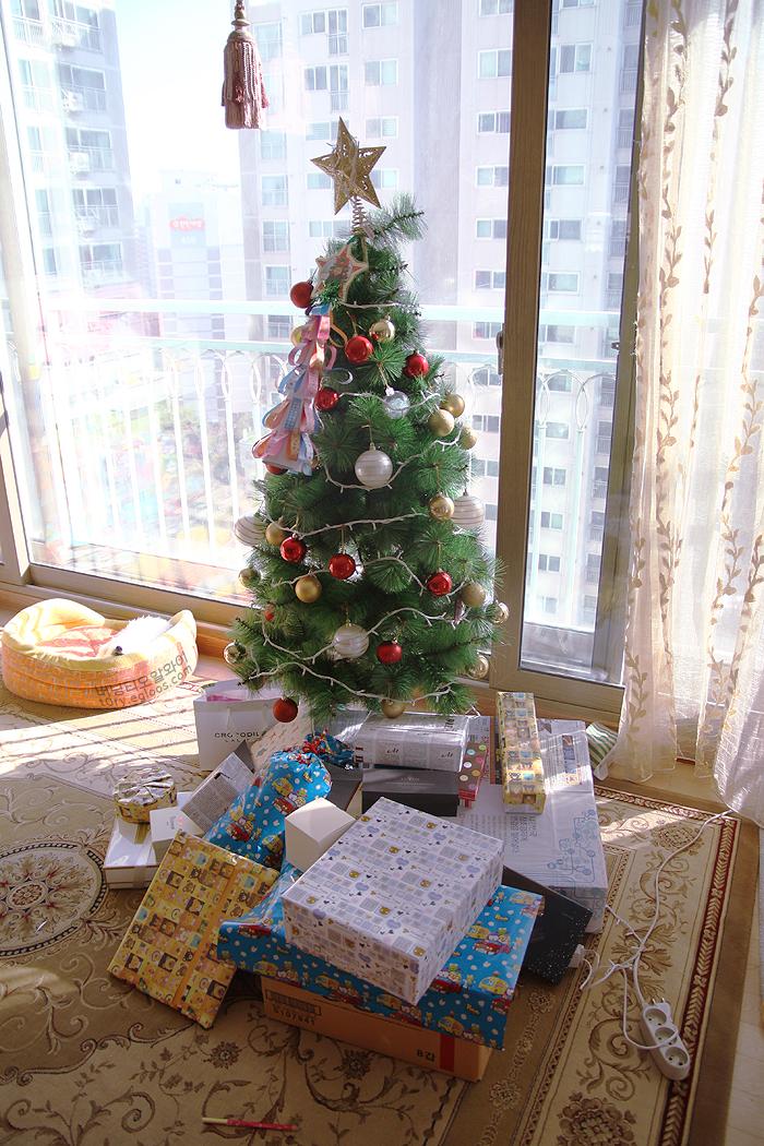 2014 크리스마스 선물 개봉식