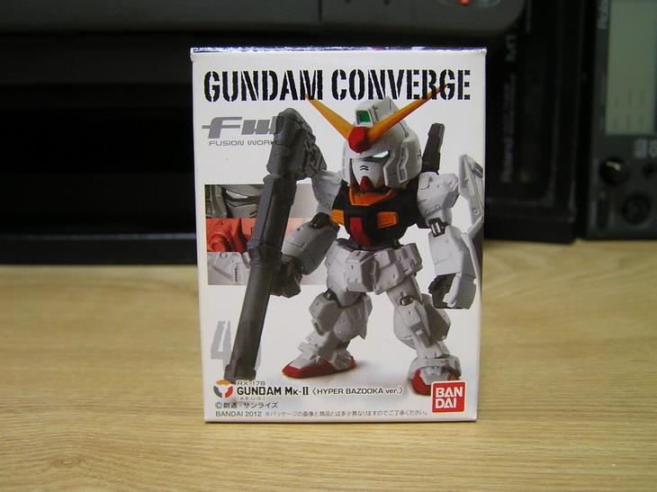 GUNDAM CONVERGE part 7 #40 RX-178 MK2를 ..