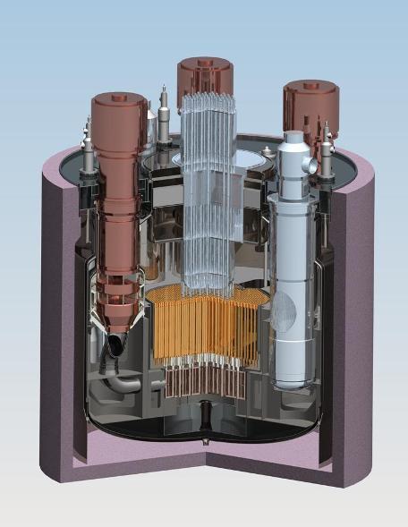 고속증식로 BN-1200 설계안