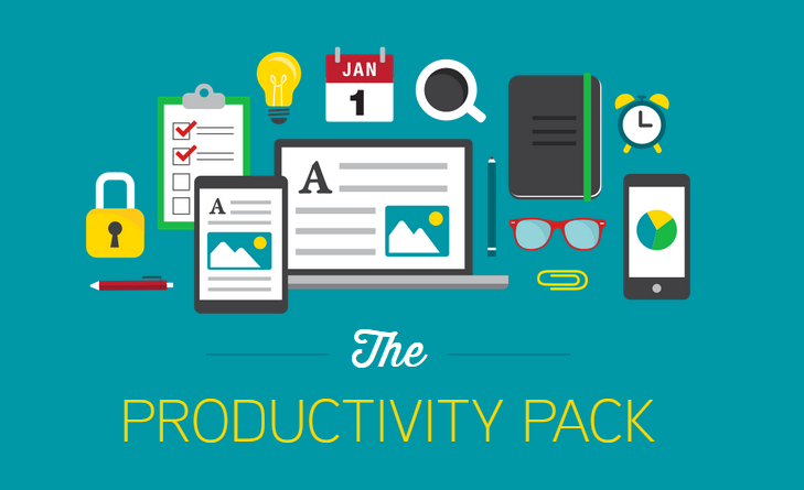 최강의 생산성 서비스 묶음팩, 더 프로덕티브 팩