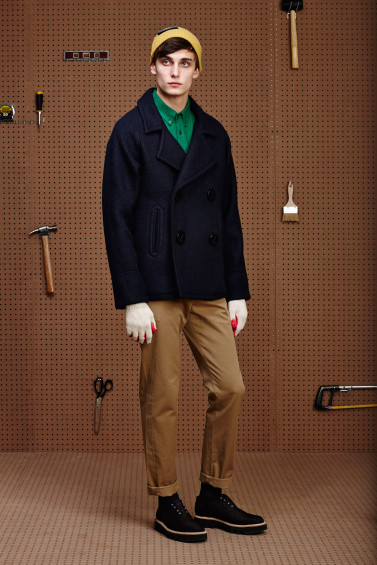 - Band of Outsiders 2015 Fall/Winter Lookbook