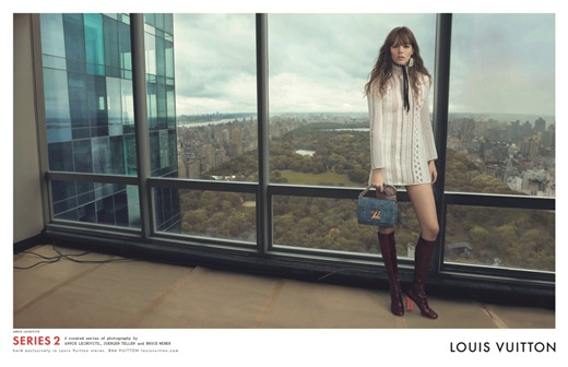 2015 S/S Louis Vuitton & 세명의 사진작가