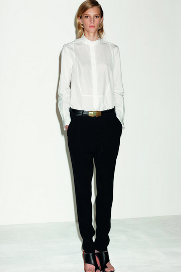 2010 Celine Five Perfect Trousers