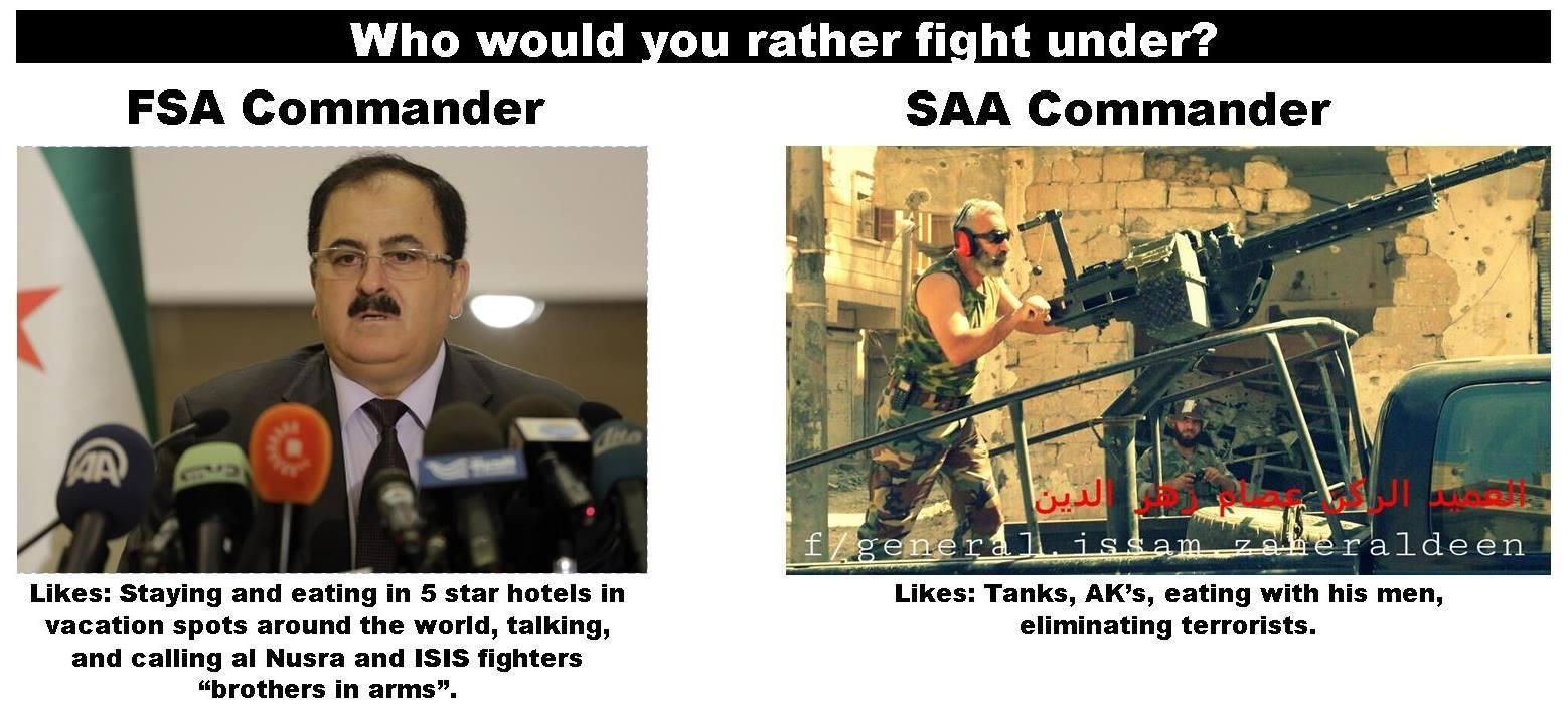 누구 밑에서 싸울 것인가?