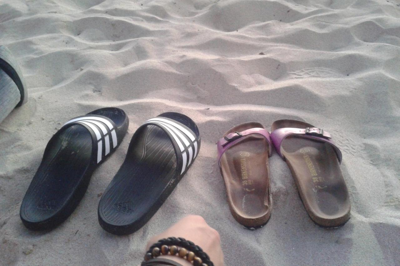 하와이 신혼여행 1 : 와이키키 해변