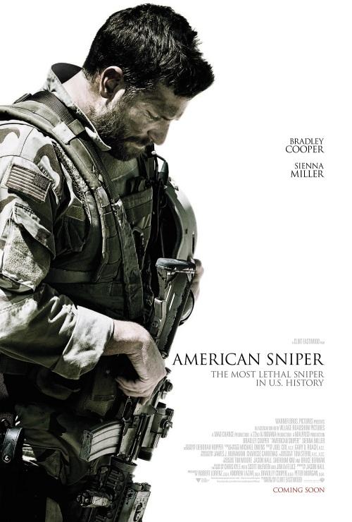 아메리칸 스나이퍼 - 일단 생각할 꺼리는 많은 영화
